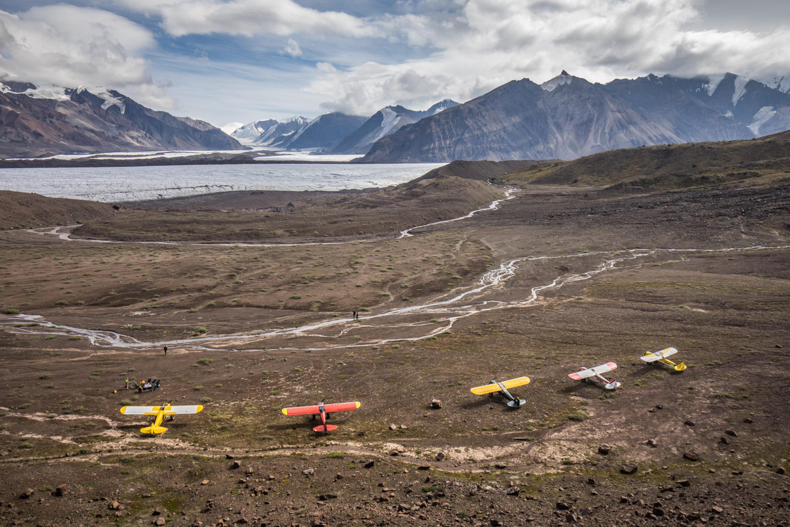 Cookson Adventures, Alaskan Mountains