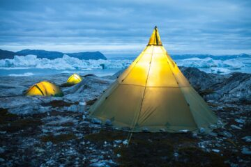 Hiking East Greenland tour G Adventures © Bjorgvin-Hilmarsson