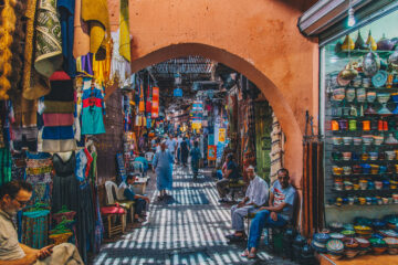 Intrepid Travel Morocco