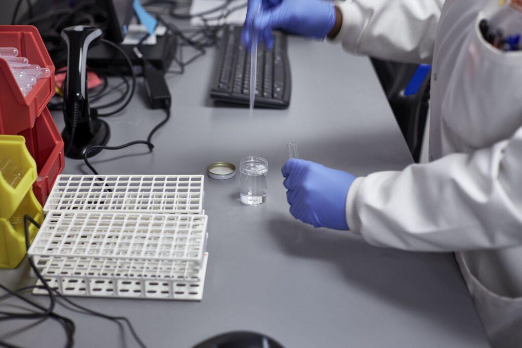 Melio Health Covid test at Superdrug