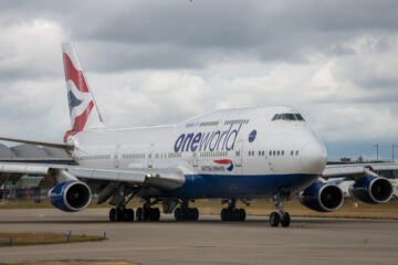 British Airways B747 New Livery © Chris Bellew /Fennell Photography 2019