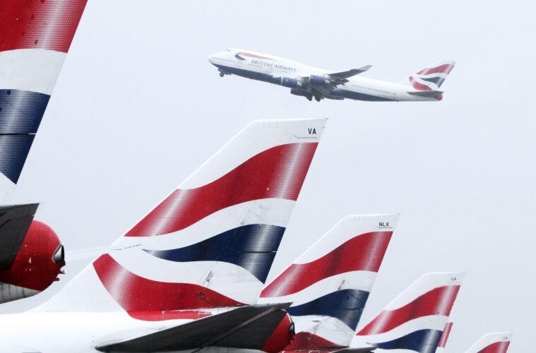 British Airways B747 © Nick Morrish/British Airways