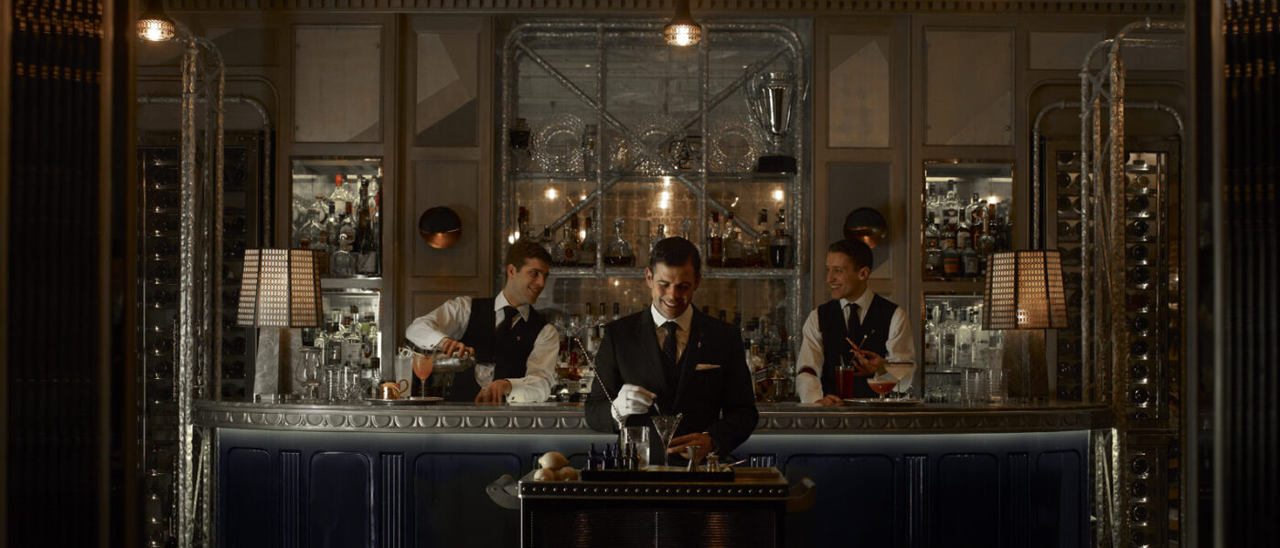 The Connaught Bar