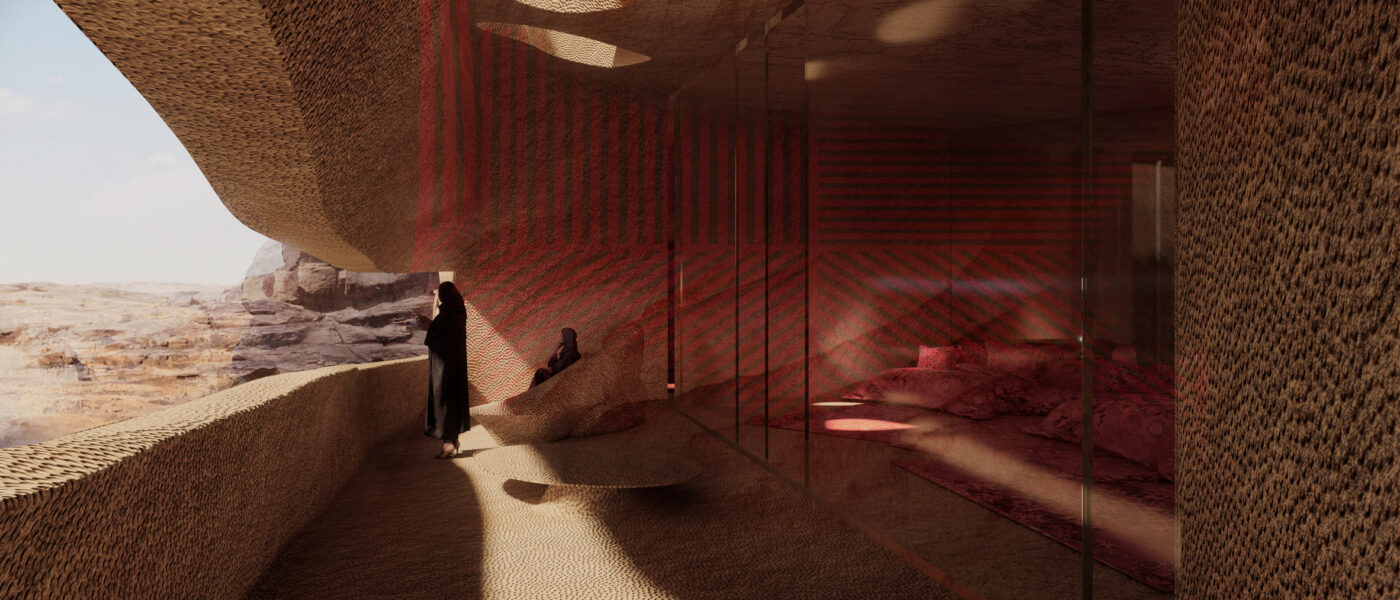 Sharaan Resort by Jean Nouvel