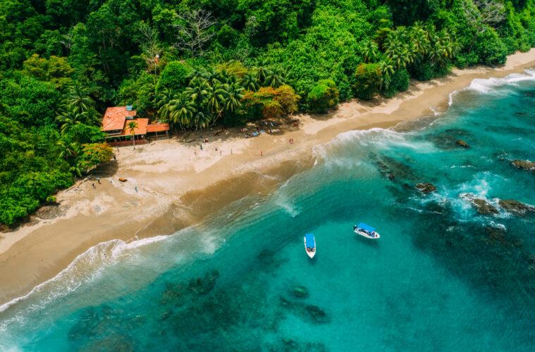 Costa Rica, Isla del Caño