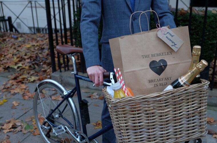 The Berkeley breakfast delivery