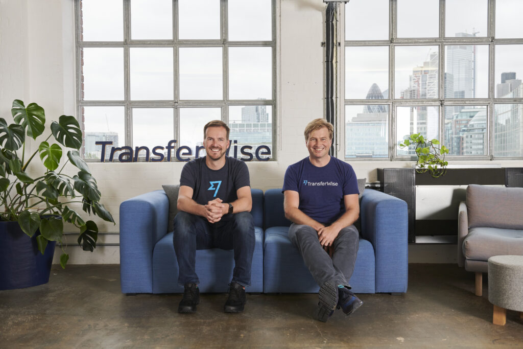 Taavet and Kristo of TransferWise