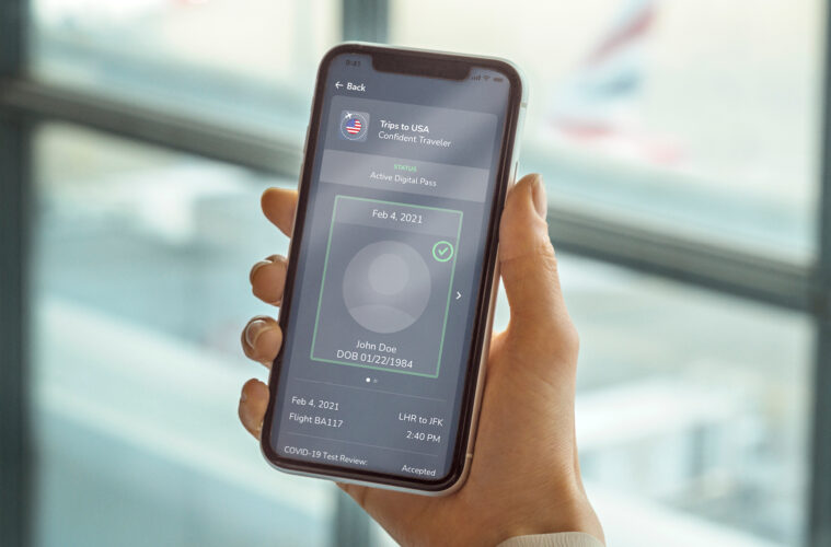 British Airways Verifly app