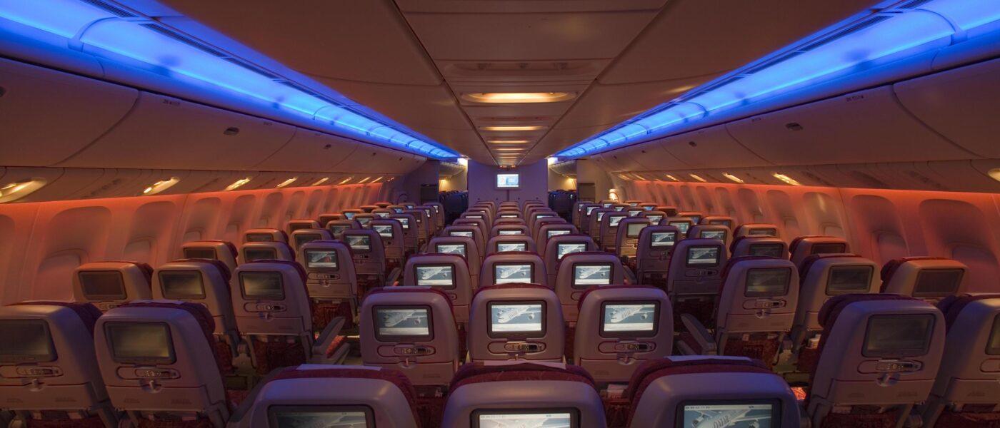 Qatar Airways B777-200