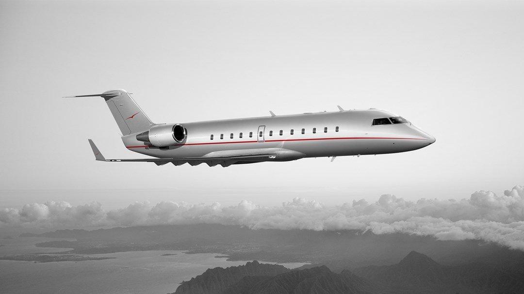 VistaJet private plane