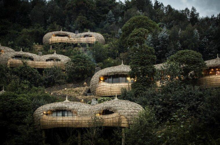 Bisate Lodge Beyond Green