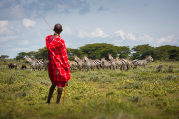 Maji Moto Safari Kenya