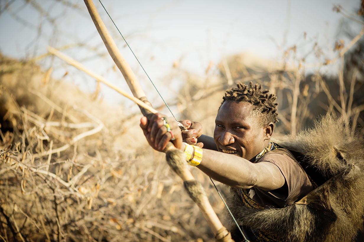 Adumu Safaris Ziwani Hadzabe