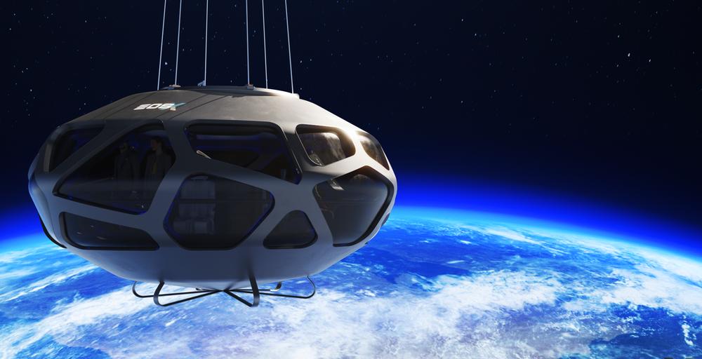 EOS – X Space capsule