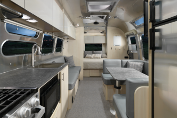 Airstream Flying Cloud 30 FB Office