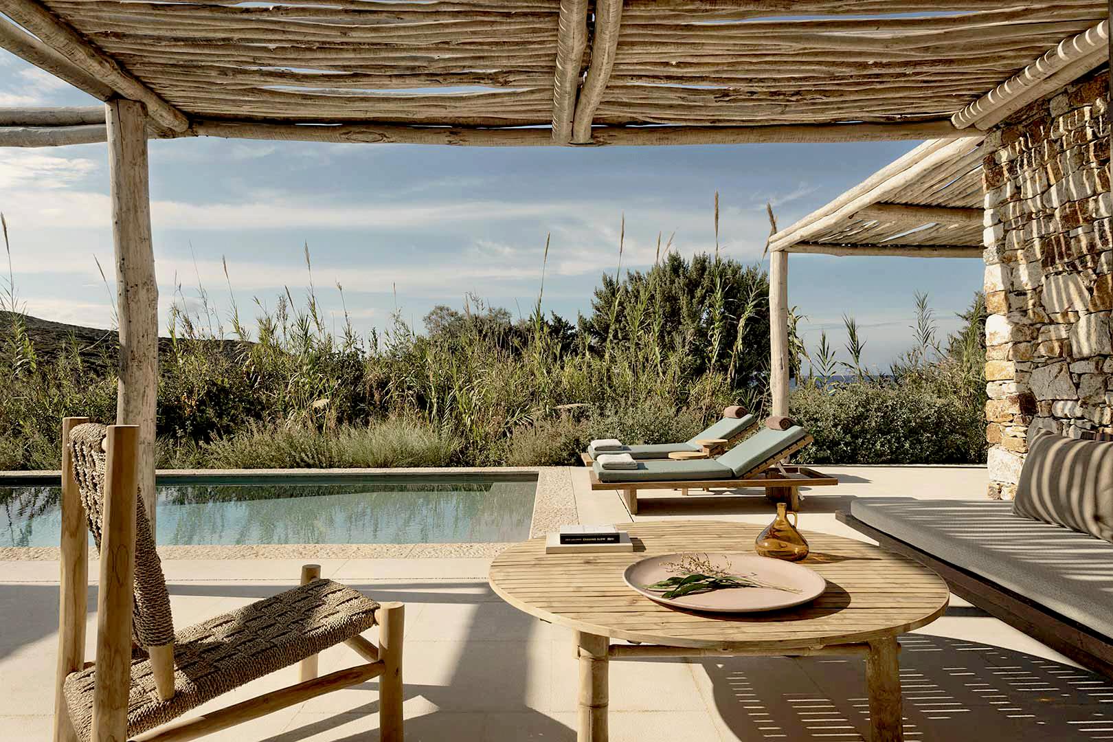The Rooster Garden View Villa ©Yannis Rizomarkos