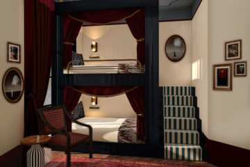 Life House Bushwick Bunk Guestroom--