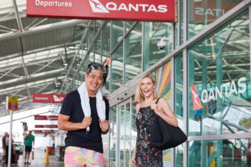 Qantas mystery flights