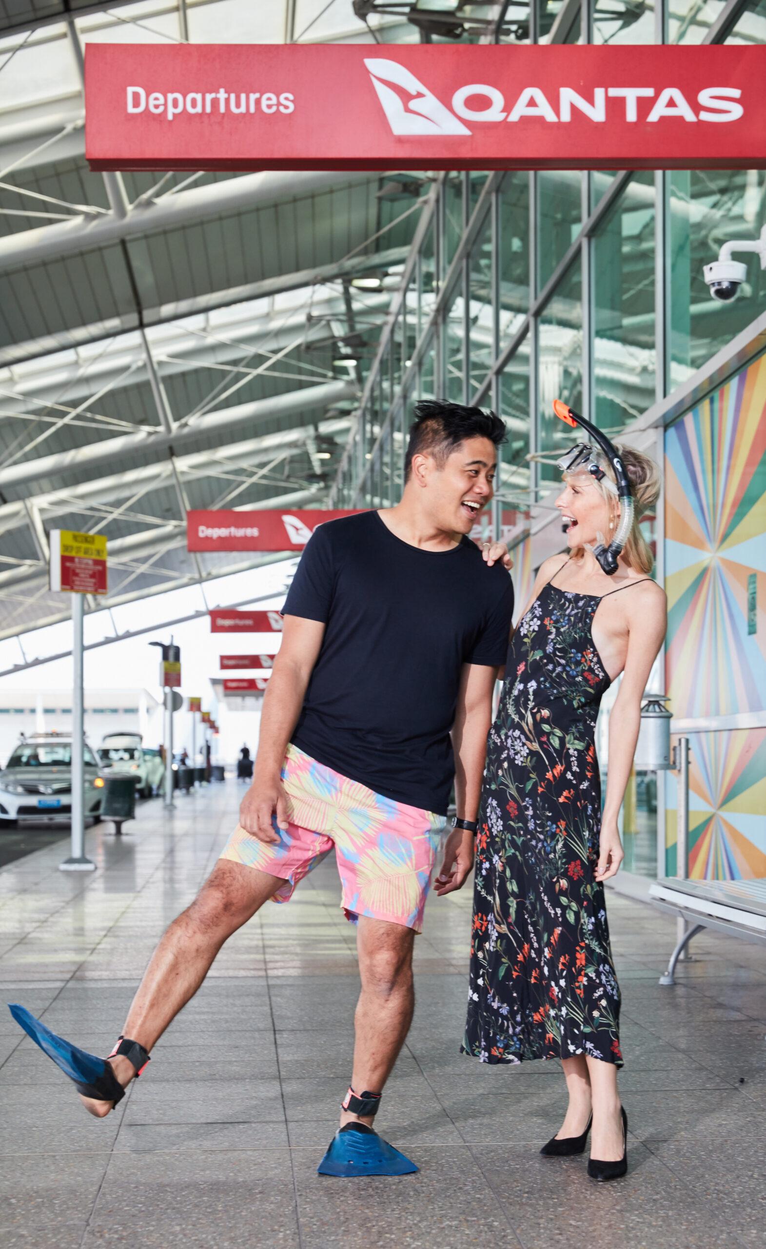 Qantas mystery flights