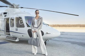 Fly Lindy helicopter service