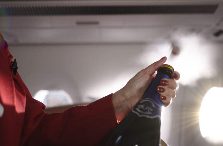 Virgin Atlantic ASMR