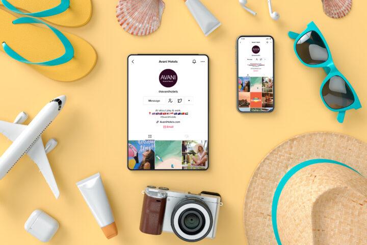 Avani Hotels launches TikTok channel