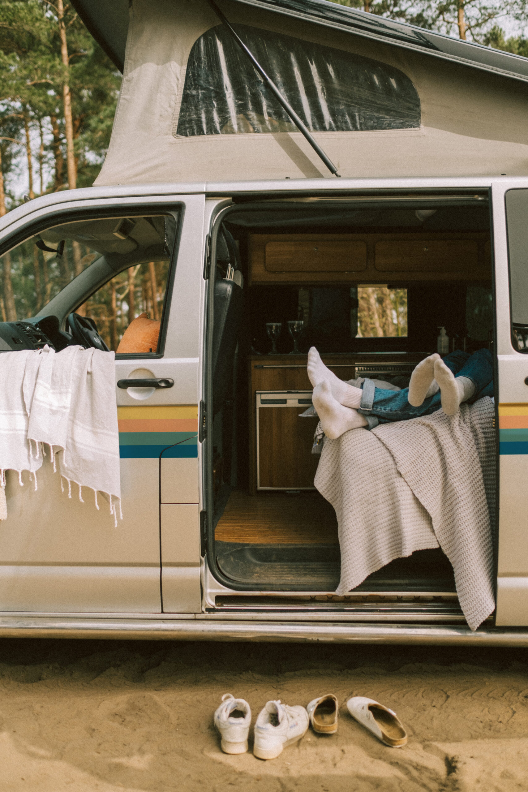 Camp Hox campervan