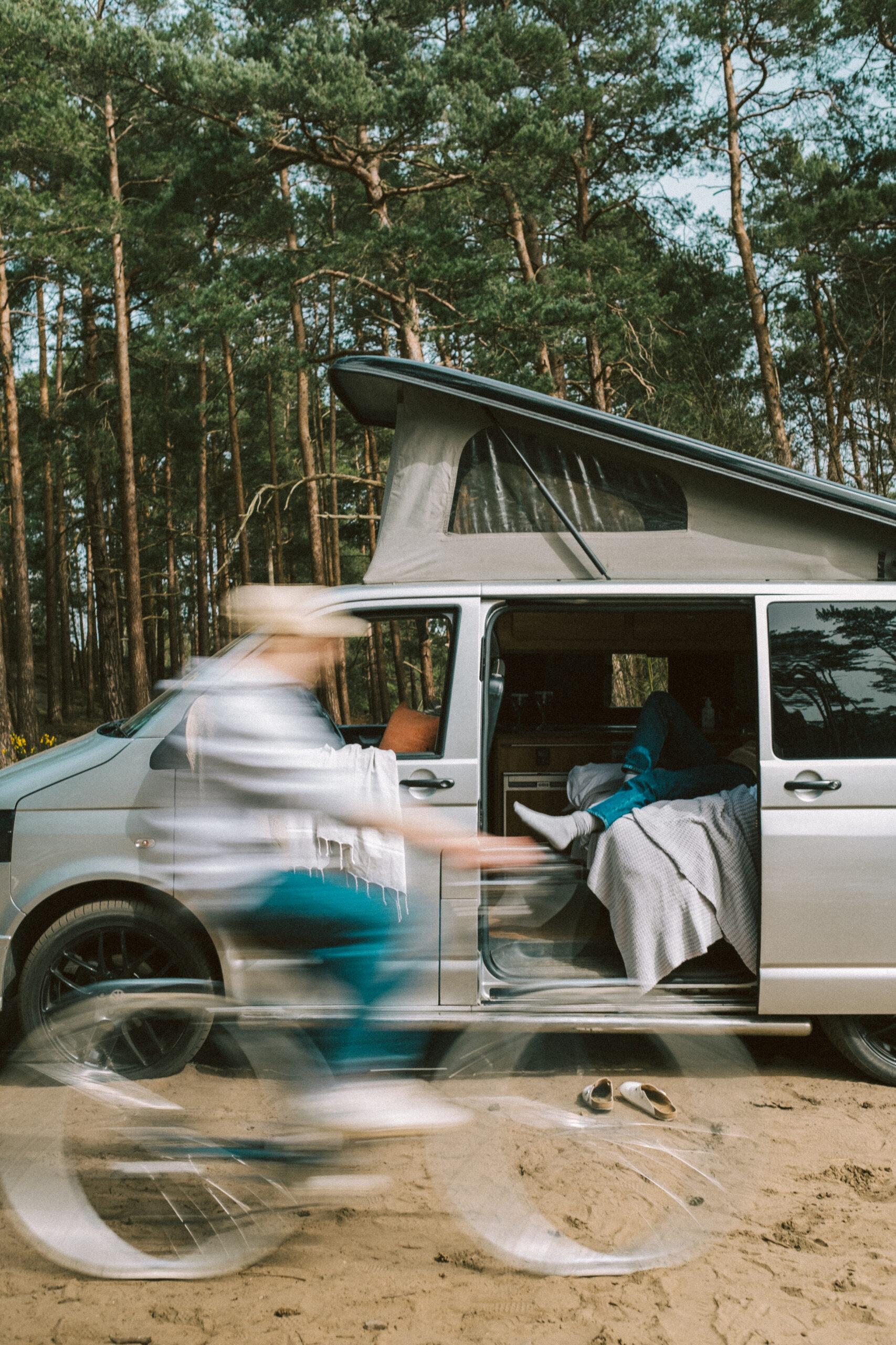 Camp Hox campervan