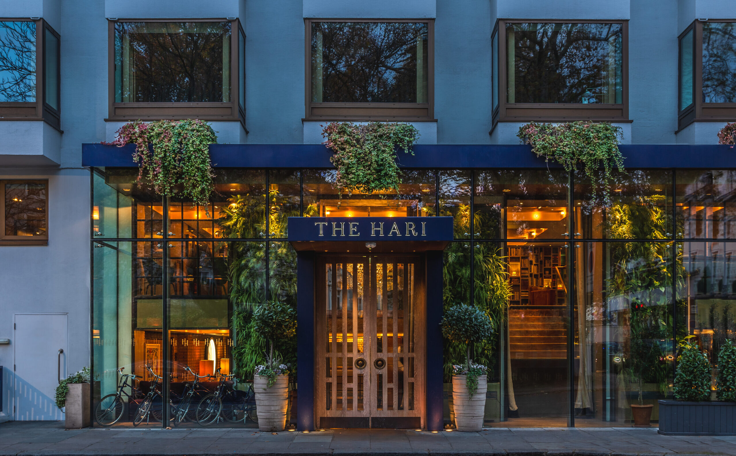 The Hari hotel, London