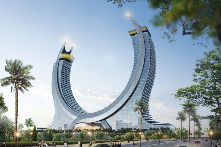 Fairmont & Raffles Lusail Hotel & Residences in Qatar