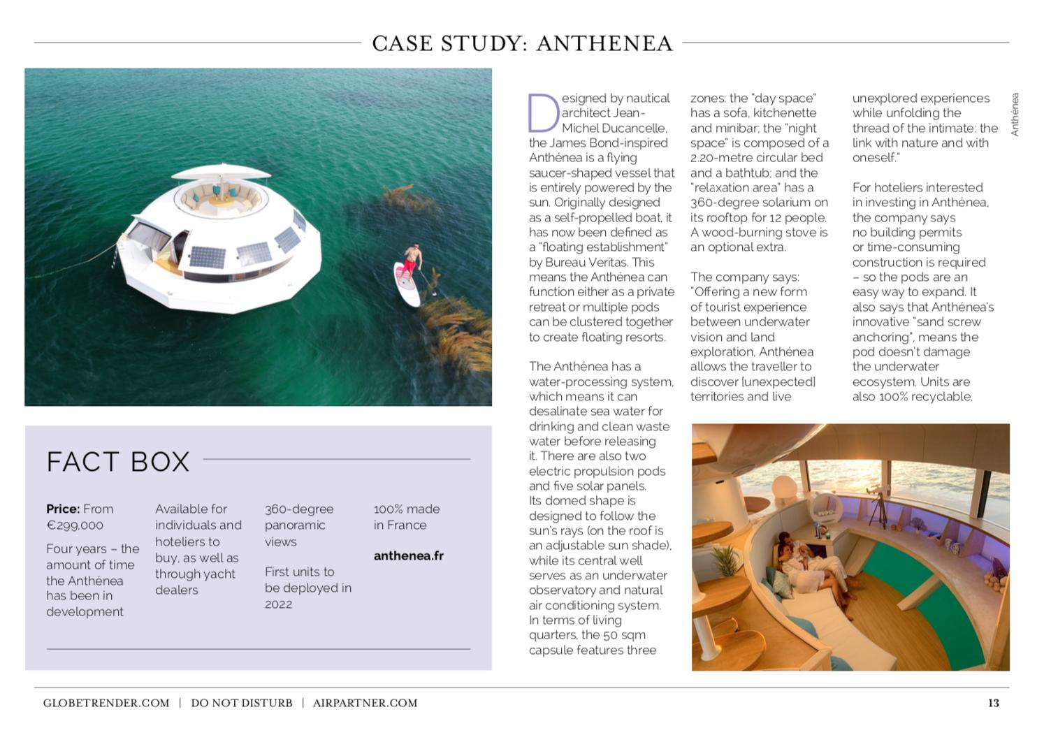 Anthenea case study