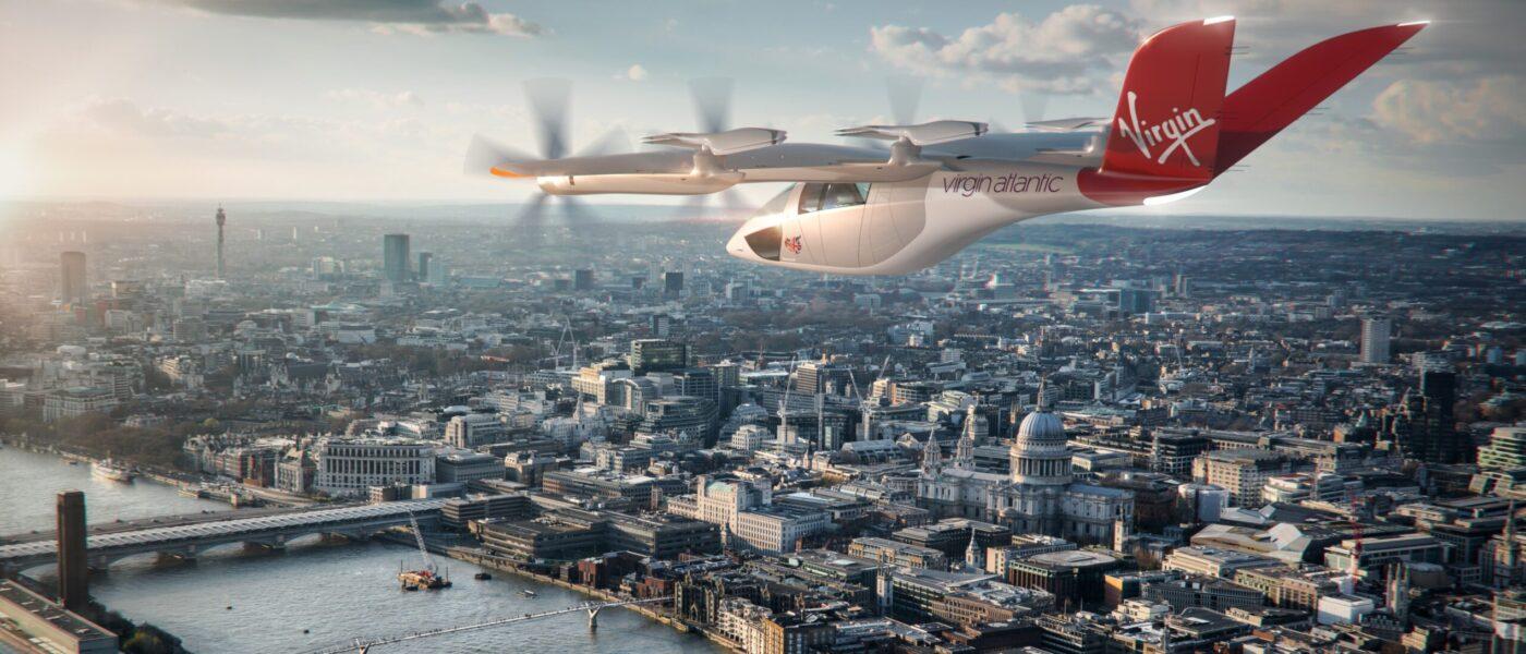 Vertical Aerospace Virgin Atlantic
