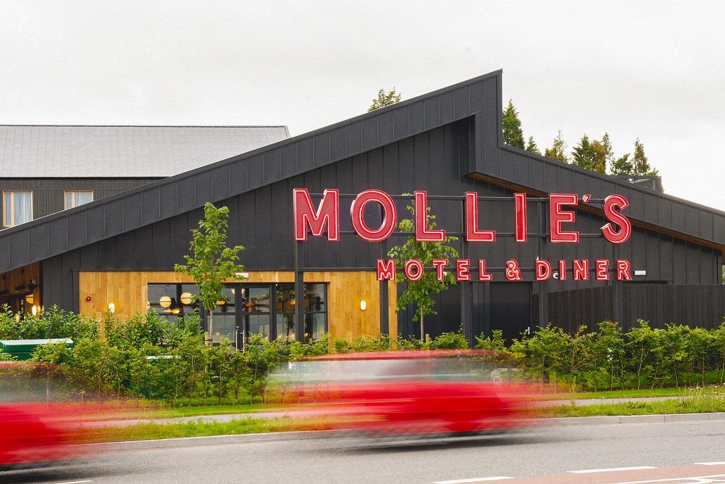 Mollie's Motel, Bristol