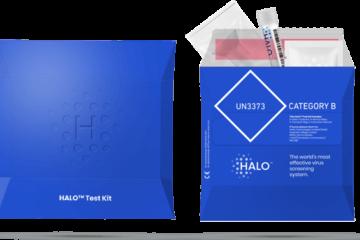 Halo PCR test