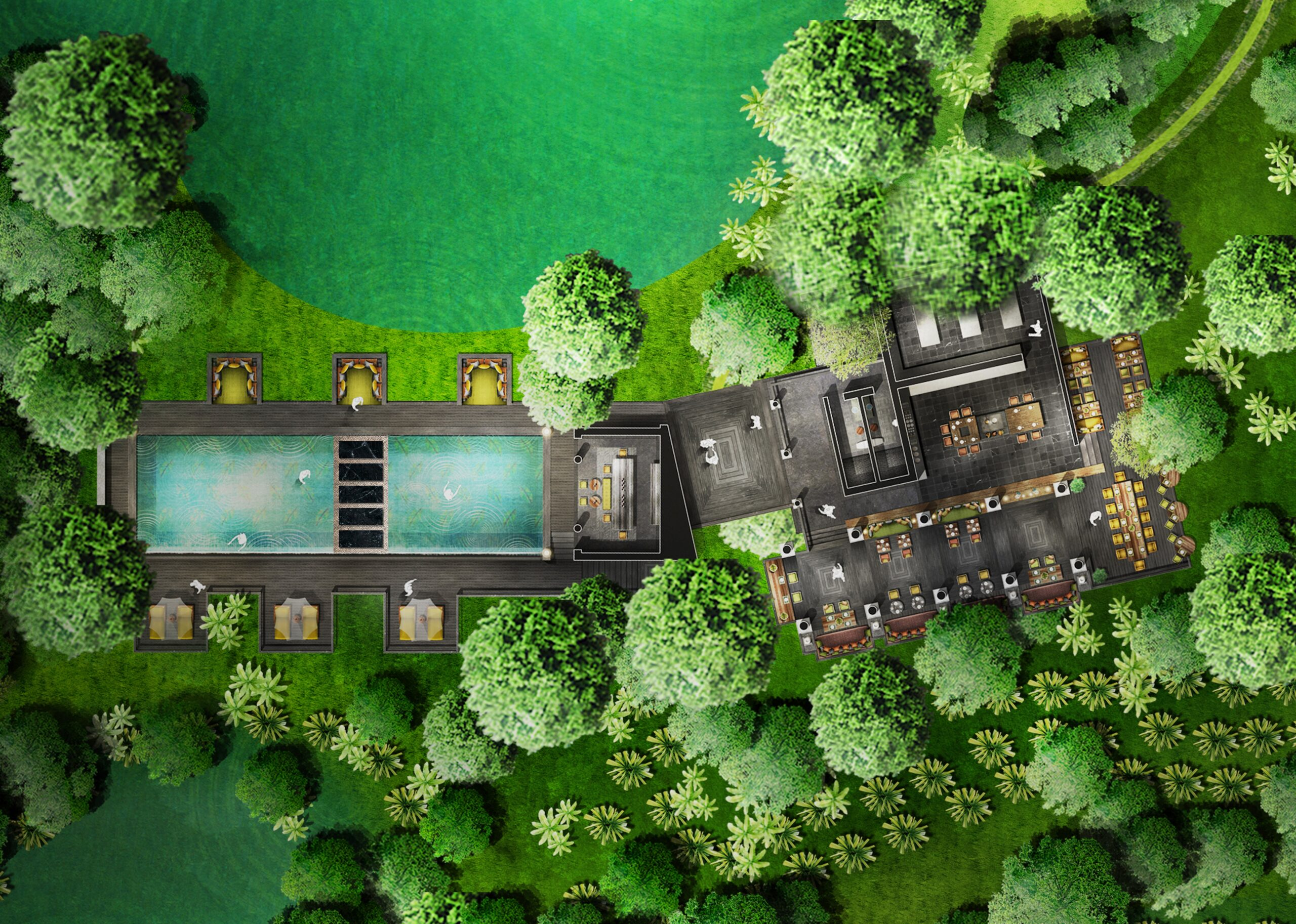 Intercontinental Khao Yai National Park Resort