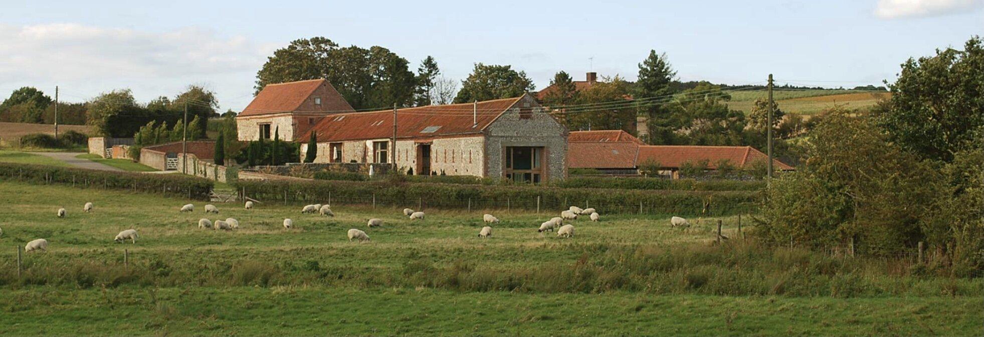 Barsham Barns