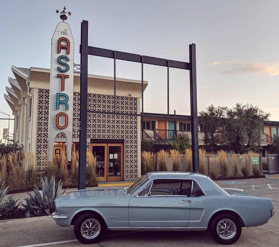 The Astro Motel