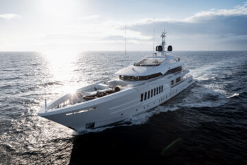 Moskito super yacht