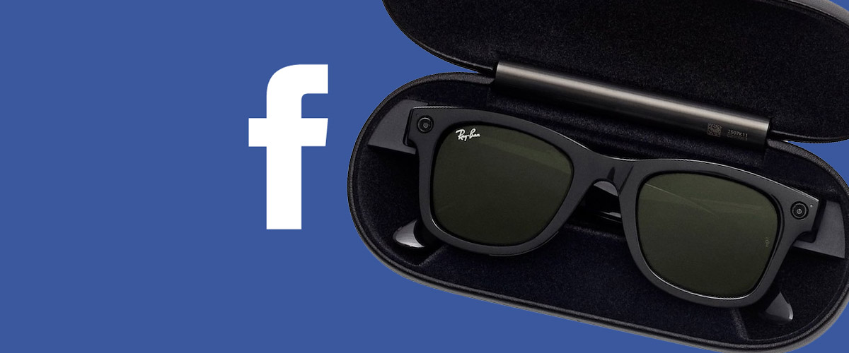 Ray-Ban Storie x Facebook