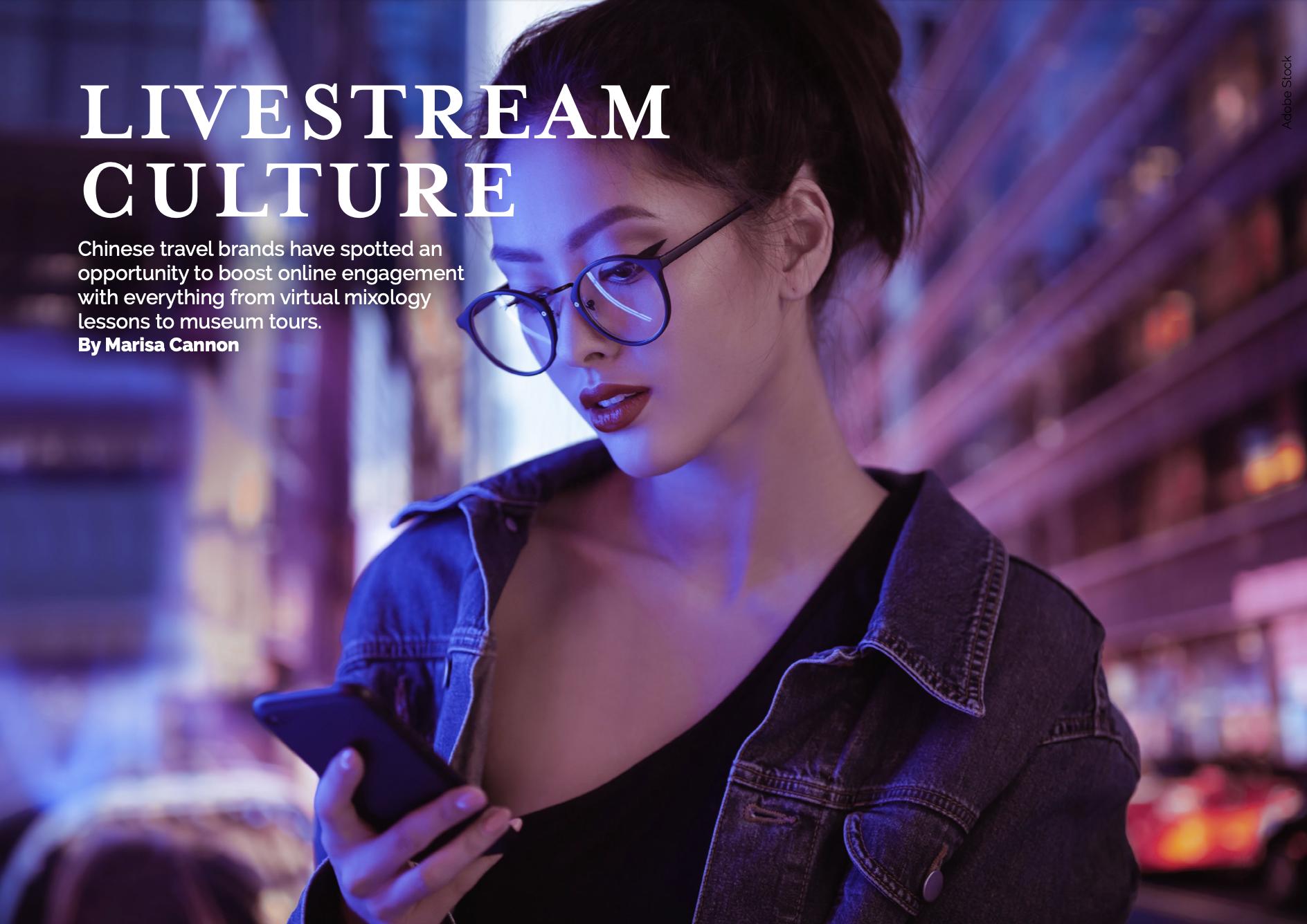 Livestream Culture