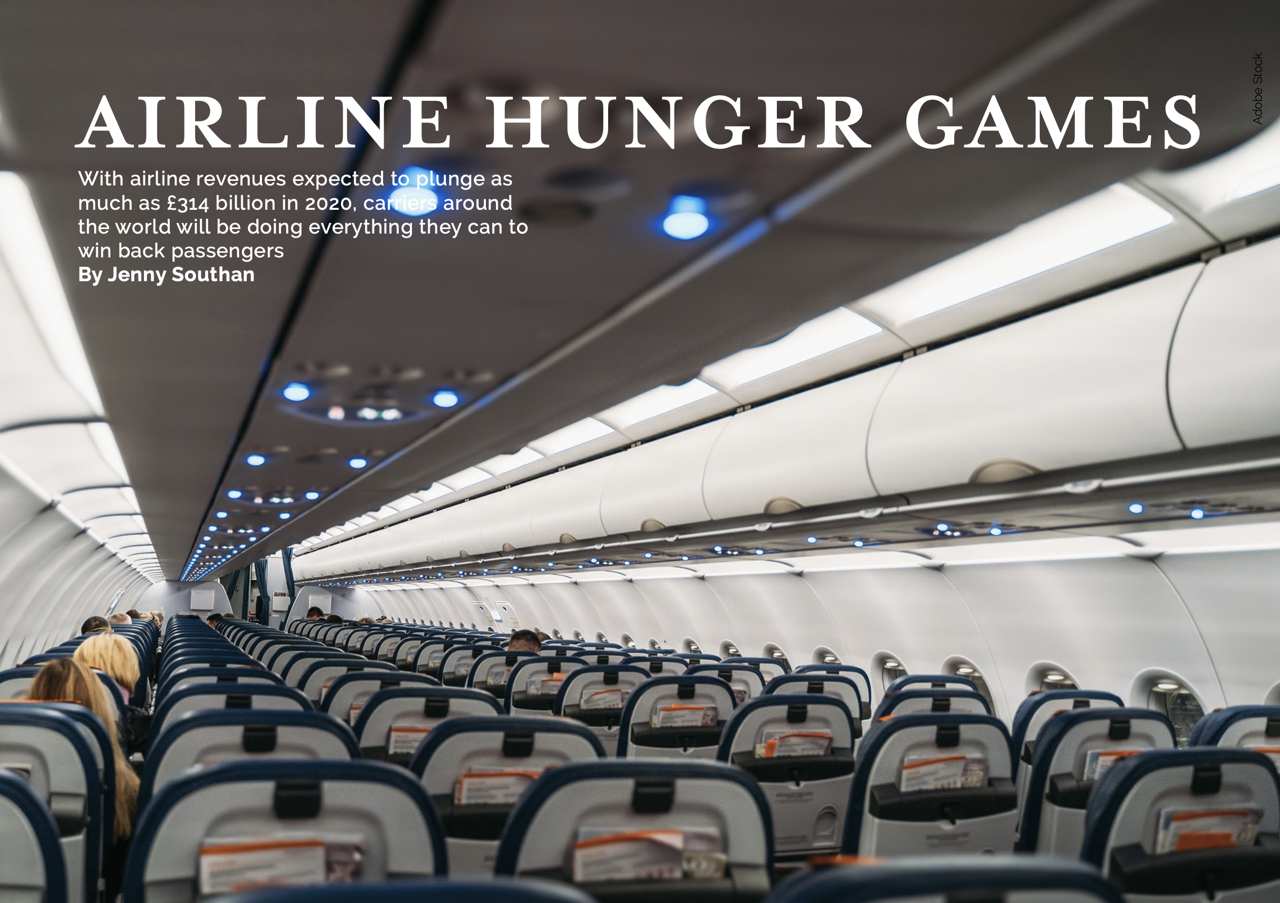 Airline Hunger Games